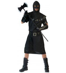 Middeleeuwse Hakgrage Beul Bennie Man Kostuum