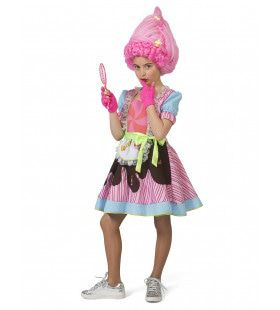 Candy Snoepje Fantasy Meisje Kostuum