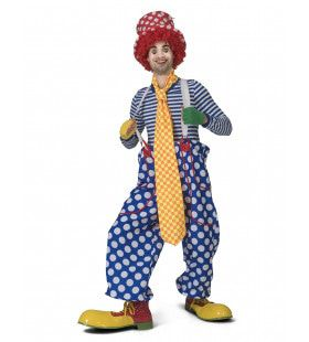 Waanzinnig Lange Das Circus Clown
