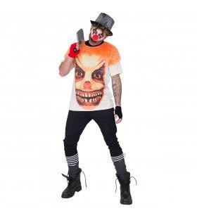 Bezeten Door Een Enge Clown