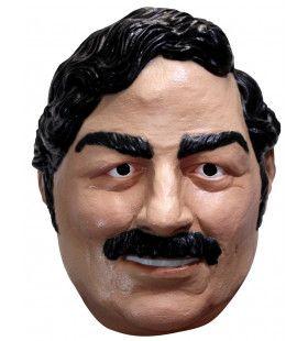 Masker Pablo Escobar Bandiet Colombia