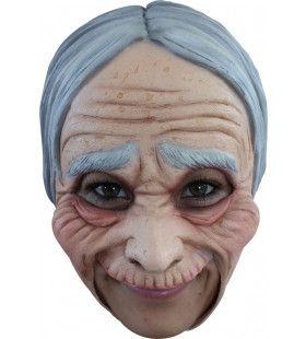 Oude Oma Masker Met Wallen