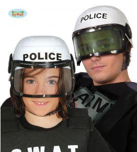 Professionele Helm Oproerpolitie