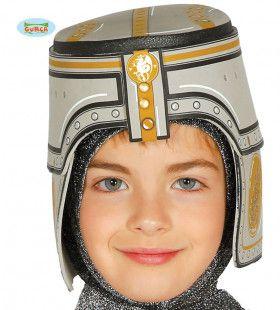 Joris De Drakendoder Helm