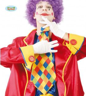 Geruite Brede Das Clown 55 Centimeter
