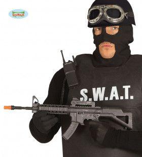 Machinegeweer Met Geluid 56 Centimeter
