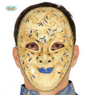 Venetiaanse Masker Craquele