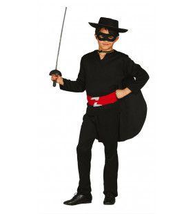 De Zoon Van Zorro Jongen Kostuum