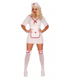 Wendy De Sexy Verpleegster Vrouw Kostuum