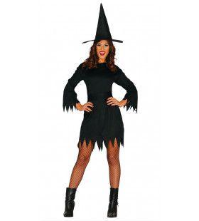 Verleidelijke Heks Vrouw Kostuum