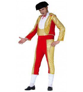 Miguel De Onverschrokken Torero Man Kostuum