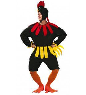 Haantje De Voorste Man Kostuum