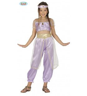 Elegante Oosterde Prinses Meisje Kostuum