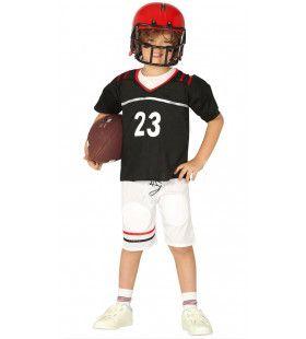 100 Yards Quarterback Jongen Kostuum