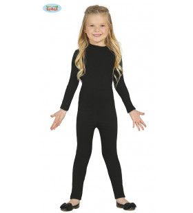 Super Elastisch Zwart Ballet Kostuum
