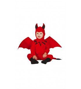 Snoezig Duiveltje Baby Kostuum