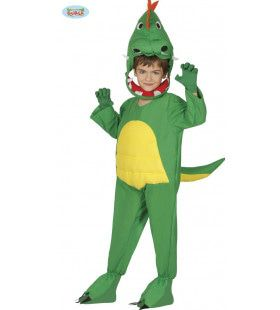 Drommelse Dinosaurus Jongen Kostuum