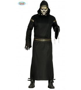 Broeder Dood Monnik Man Kostuum