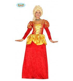 Markiezin Marjorie Magnifiek Vrouw Kostuum