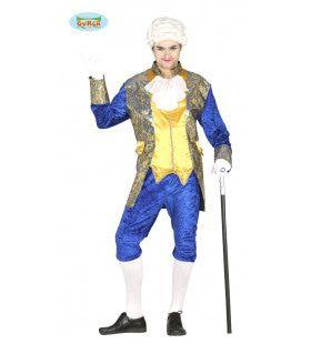 Stijlvolle Markies Man Kostuum