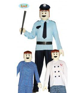 Playmobil Hoofd En Handen Man