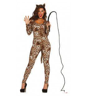 Bijtgraag Luipaard Vrouw Kostuum