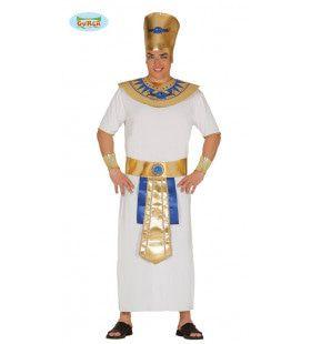Cheops Van Egypte Farao Man Kostuum