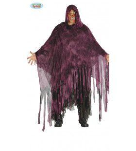 Paarse Prins Van De Duisternis Man Kostuum