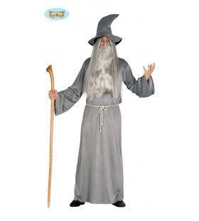 Tolkien Ban Van De Ring Tovenaar Man Kostuum