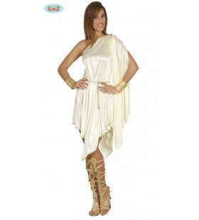 Galante Griekse Godin Vrouw Kostuum