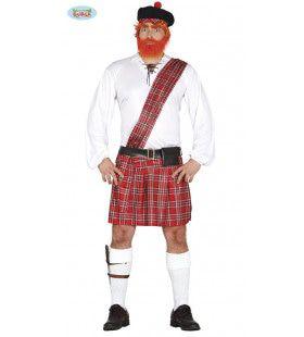 Ruig Schots Loch Lomond Man Kostuum