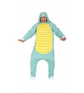 Slome Schildpad Man Kostuum