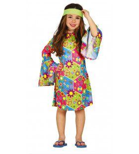 Relaxte Hippie Meisje Kostuum