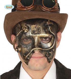 Masker Steampunk Radertjes