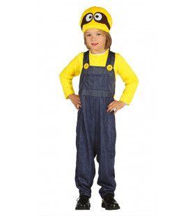 Mijnwerker Goudmijn Kind Kostuum