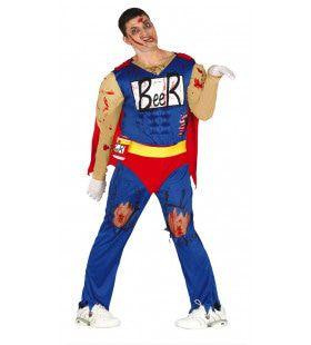 Bezopen Super Bierman Kostuum