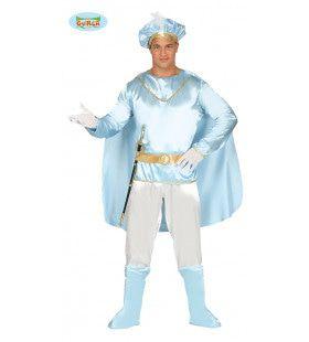 Niet Al Te Stoere Prins Man Kostuum