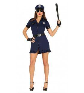 Bijzondere Opsporingsambtenaar Agente Vrouw Kostuum