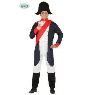 Napoleon De Veroveraar Man Kostuum
