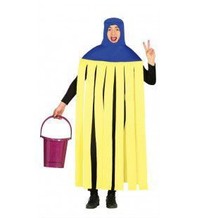 Mop Dweil Man Kostuum
