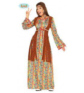 Lucy In The Sky Hippie Vrouw Kostuum