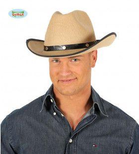 Beige Cowboy Hoed Jesse