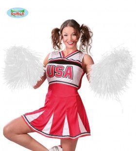 Pompon Cheerleader Wit