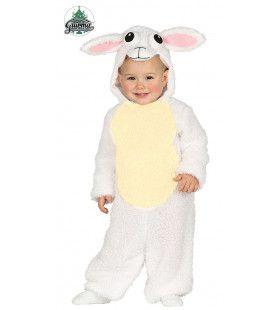Layla Het Lammetje Kind Kostuum
