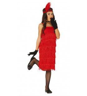 Suzanna Swing Jaren 20 Meisje Kostuum