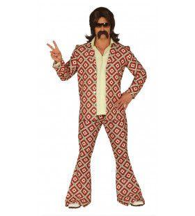 God Van De Dansvloer Disco Man Kostuum
