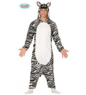 Kalahari Zebra Afrika Kostuum
