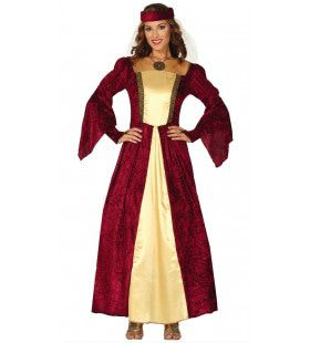 Bekoorlijke Hofdame Slot Zuylen Vrouw Kostuum