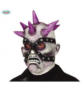 Latex Masker Zombie Punker