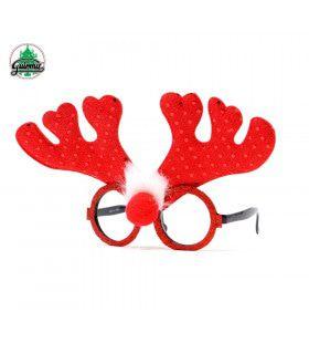Kerstbril Rudolf Rendier